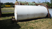 2000 Gal Water Tank