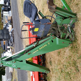 JD #7 Backhoe  Attachment