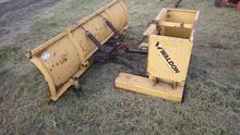 Waldon Fork Lift Snow Plow
