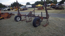 3Pt Ditcher Cultivator Approx.