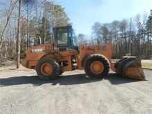 Used 2007 CASE 621D