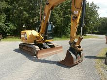 2012 CATERPILLAR 308E CR