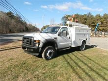 2009 FORD F450 XL SD