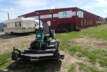 Ransomes frontline 728d