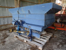 Fertilizer spreaders bogballe