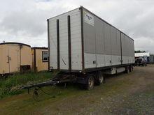Briab truck trailer reg yca988