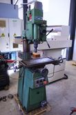 Combination milling-drilling ma