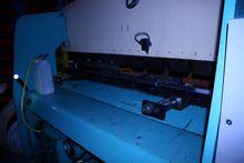 Edge press promecan rg35 2500mm