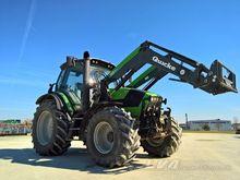 2011 Quicke Q55 Agrotron M615