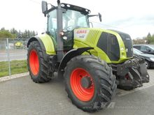 2011 CLAAS Axion 810 CIS