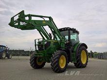 2015 John Deere H340 6125R