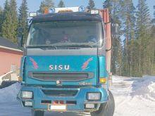 Sisu E12 + Loglift, Timber truc