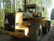 Volvo L90, loaders and diggers