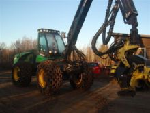Timberjack 870B / 745, Harveste