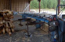 Milling machine Laimet, Sawmill