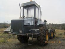 Ponsse Ergo HS16, Harvesters
