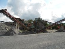 Used Stone Crusher q