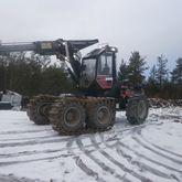 Valmet 911 / H60, Harvesters