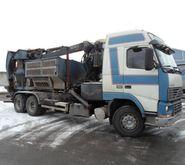 Bruks 805.2 ST + Volvo FH12 460