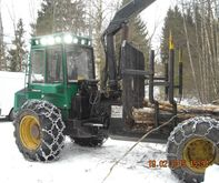Timberjack 1010 A, Forwarders