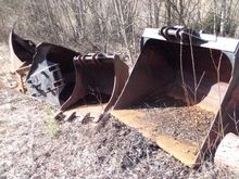 Excavator buckets, Loaders and