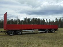 BRIAB platform, tractors, truck