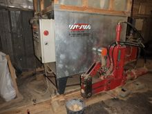 Briquetting press Weima TH400,