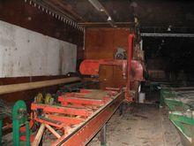 Line Sawmill Wood-Mizer LT40HD,