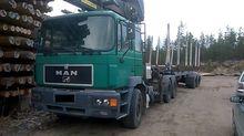 Used Man 6x4, Timber