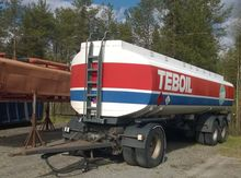 Used Trailer for fue