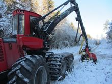 Used , Harvesters in