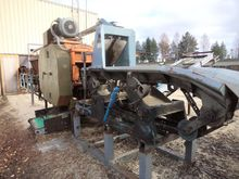 VK-16 debarking line for a thin
