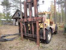 Used Loader Valmet,