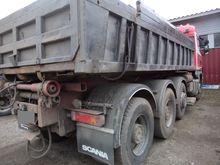 Used Scania 124, Tra