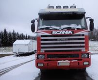 Scania's, Tractors, lorries, tr