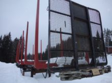 Shmit timber semi-trailer, Sort