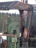 Loglift F60, Hydraulic manipula