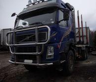 Volvo FM 480 6X6, Timber trucks