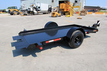 Butler Tilt Bed Single Axle Tra