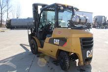 2011 Caterpillar P1200 Forklift