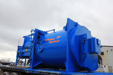 Vulcan Waste Incinerator with H