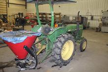 John Deere Model 850 Tractor wi