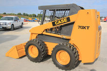 Case 70XT Skid Loader