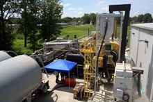Vulcan® Portable Fluidized Bed
