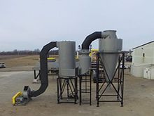 Vulcan® Model RVT Venturi Scrub
