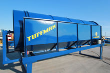 Tuffman Model TS722BB Stationar
