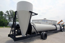 30' Portable Rotary Dryer with