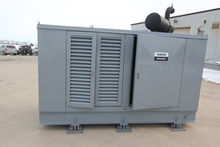 Cummins 250 kW Genset in Enclos