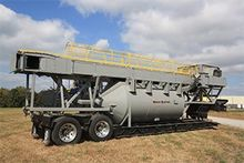 Portable 20 Yard Silo Storage a