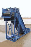 Z Type Conveyor with Hinged Ste